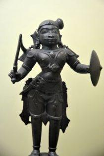 Madurai Veeran sculpture