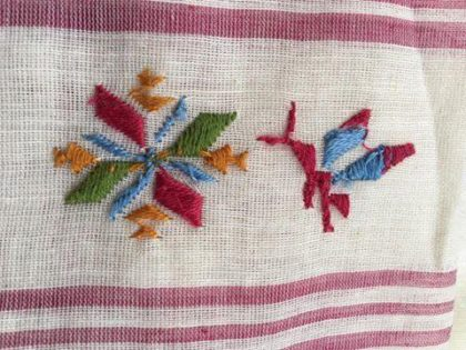 Suf embroidery