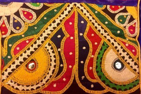 Kathi embroidery