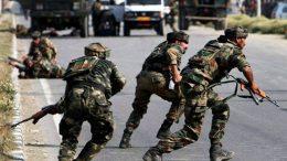 Anti terrorists operations