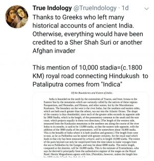 true indology