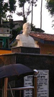 Statue of Netaji Bose