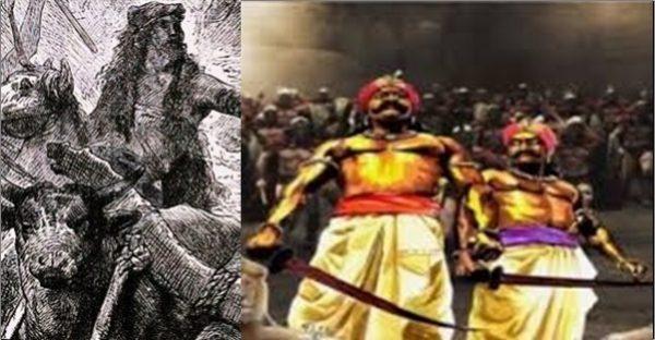 Aryan Dravidian