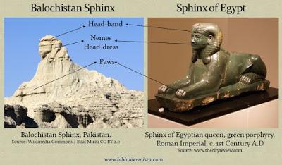 Balochistan Sphinx