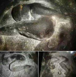 Embryo Kaal Bhairava temple