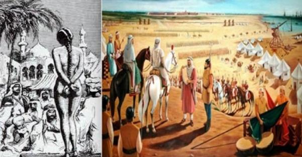 Islamic invasion