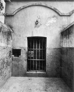 Prison cell, Presidency Jail