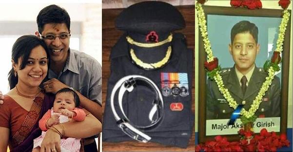 Martyr Major Akshay