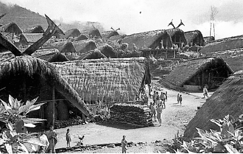 Ruzazho Village before Independence