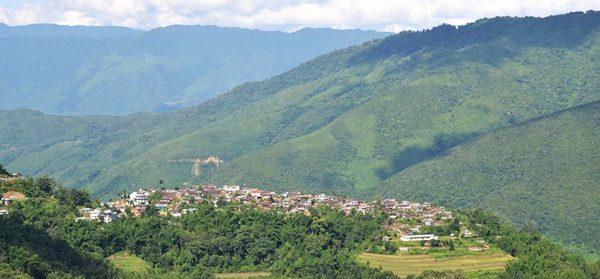 Ruzazho village