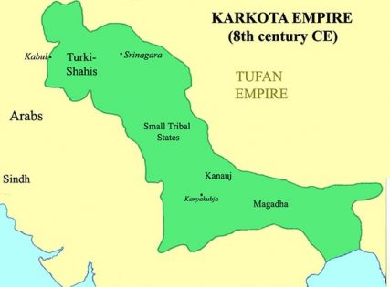 Karkota Empire