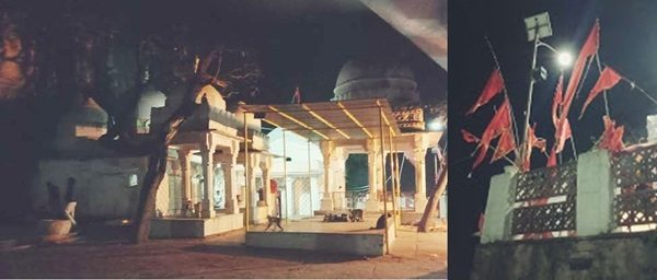 Jageshwari temple complex