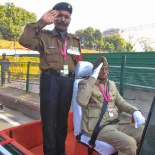 INA Veteran Shri Parmanand