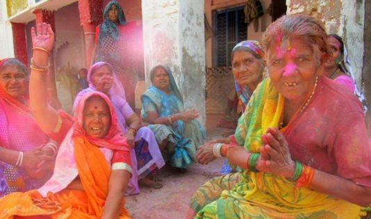 Braj Bhumi Holi