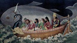Flood account of Manu