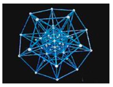 crystalline star