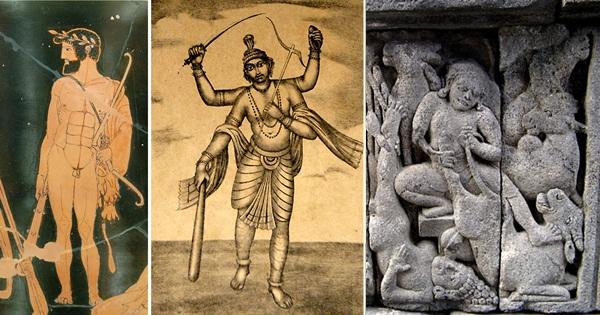 Hercules and Balarama