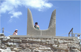 Knossos horns of consecration