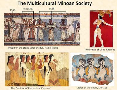 Minoan Multicultural society