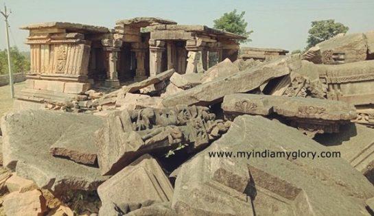 Thubon ruins