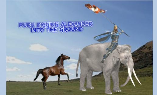 Puru dugs Alexander
