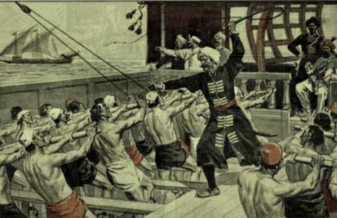 europe slavery