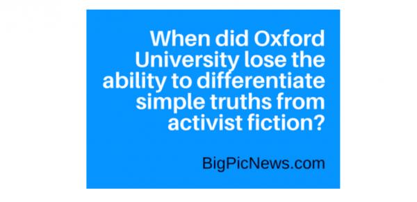 oxford university hoax