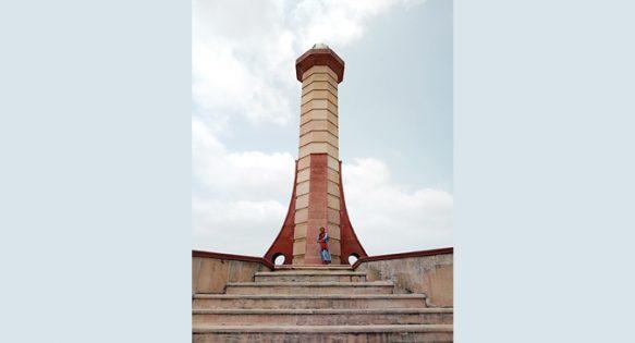 Mangarh memorial