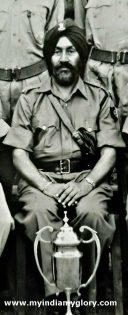 Col Gulzara Singh