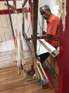 Handwoven textiles