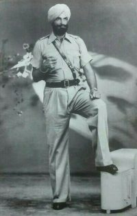 Major Shingara Singh