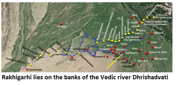 New Genetic Evidence from Rakhigarhi Reinforces 'Out of