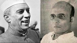 Savarkar and Nehru