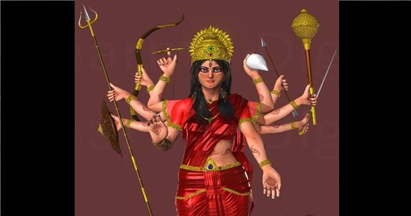 Navaratri Shakti