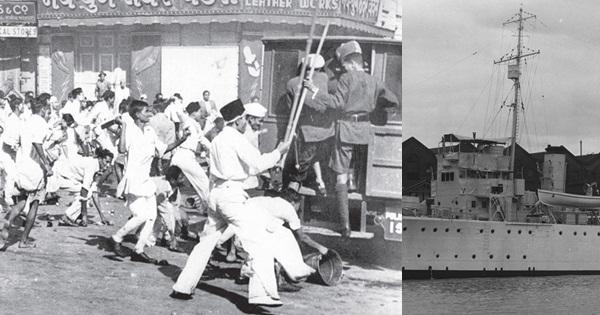नौसैनिक विद्रोह