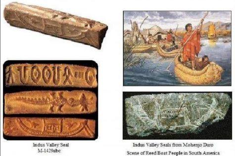 boat seals Indus Valley