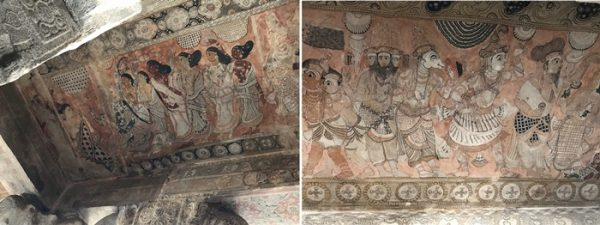 Lepakshi paintings