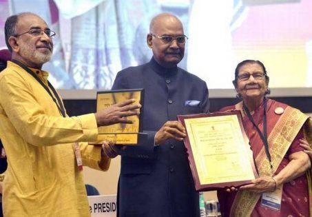 Rama Mehta Khandwala award