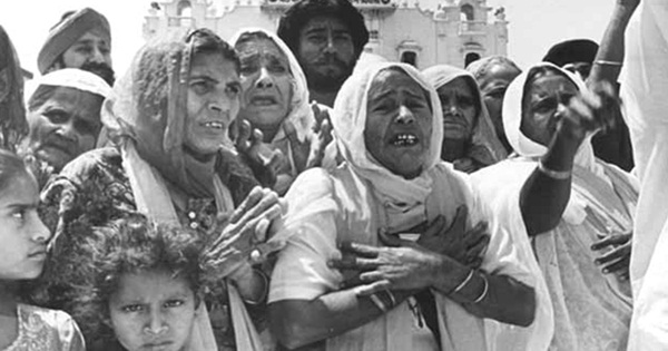 Sikhs Genocide 1984