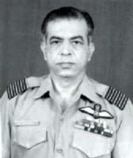 Air Commodore Ramesh Sakharam Benegal (ex INA)