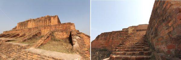 Ahichhatra ruins
