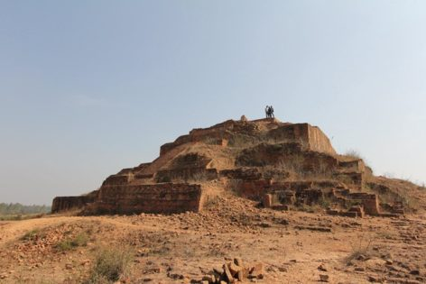Ahichhatra mound