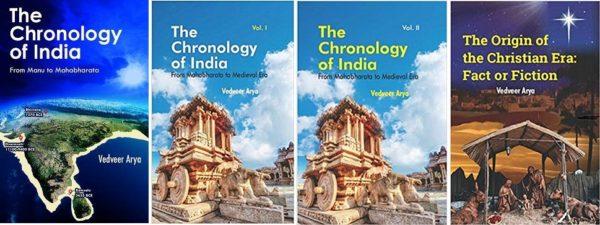 Chronology of India