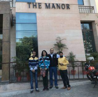 Sahana Singh Manor