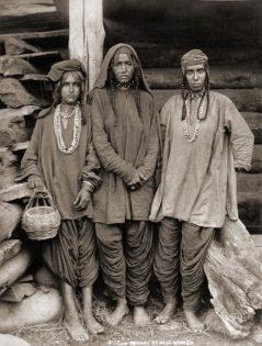 Pahari women