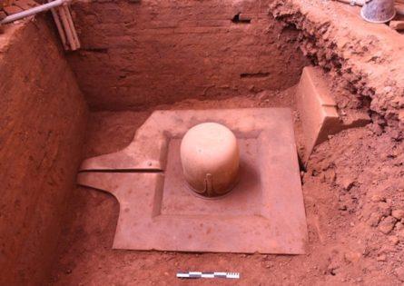 Sandstone Shivalinga Vietnam