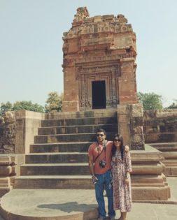 We at Dashavatar temple