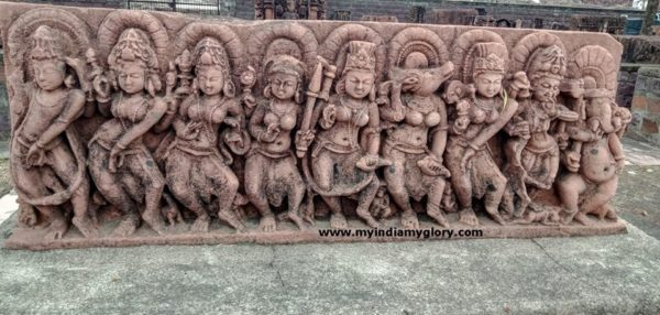 Ganesha Saptamatrika