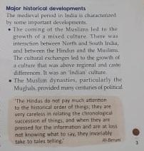 History textbook 3