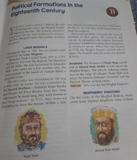 History textbook 6
